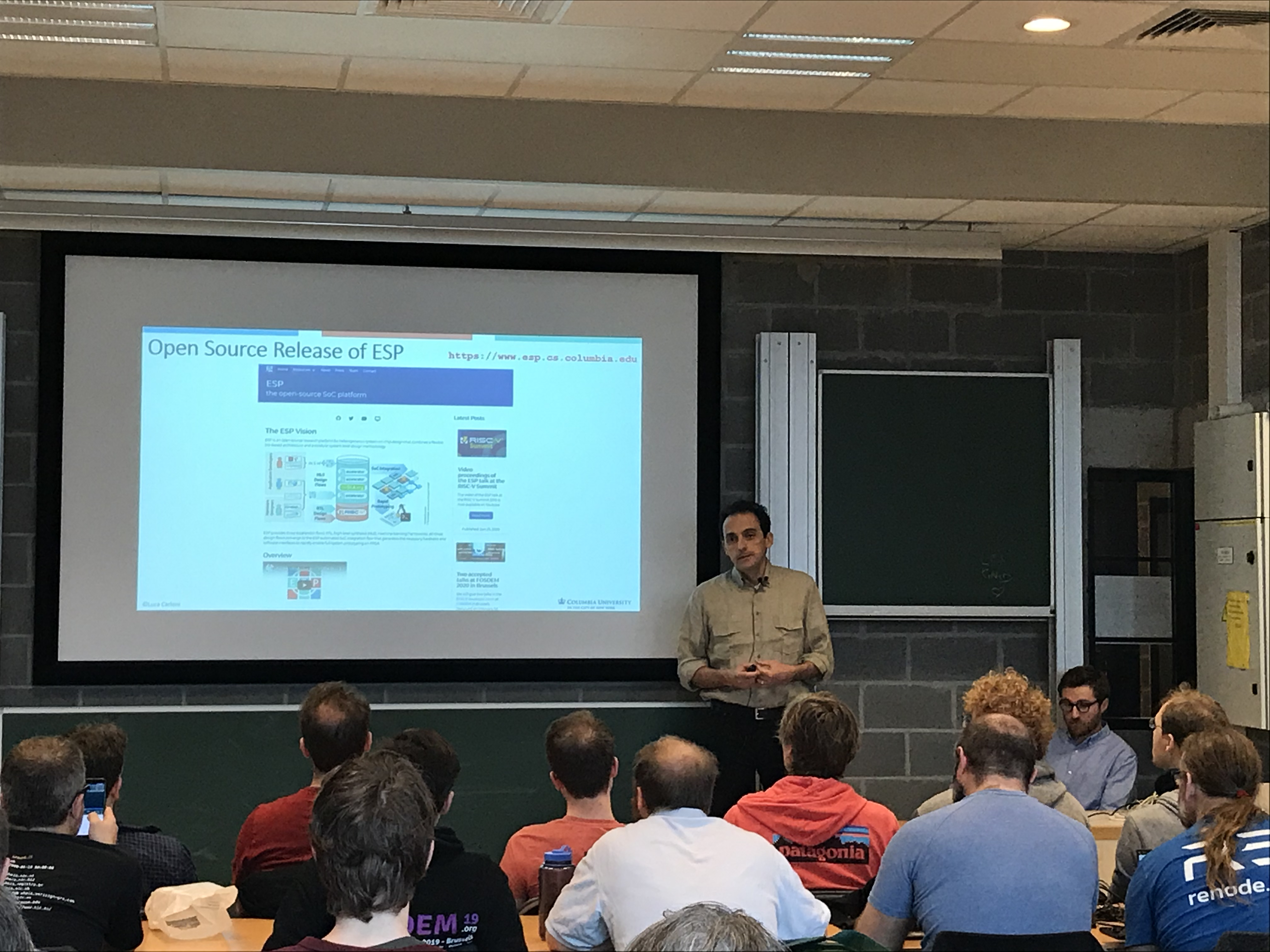 Videos and slides of our two FOSDEM talks are now available